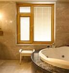 北京日佳柏莱铝包木门窗排名铝包木门窗精工艺图片