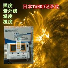 日本TD温湿度记录仪TR76UiCO2温度湿度深圳总代理