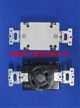 WF2420BK黑色工业插座日本PNANSONIC松下接地插座3P20A江苏专卖图片