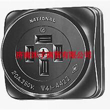 北京WK1420角型工业插座日本panasonic松下二插三插3P20A电源插座图片