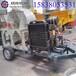 清遠供應柴油木屑機-柴油機木材粉碎機