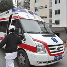 哈密长途救护车出租哈密长途救护车出租图片