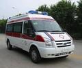 衢州急救车出租转运服务