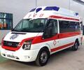 舟山跨省救护车出租转运服务