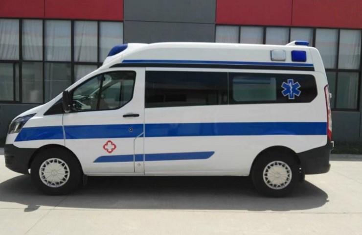 广元跨省救护车出租-长途转运公司