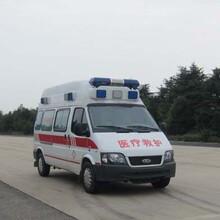 宿迁宿豫120救护车出租收费标准图片