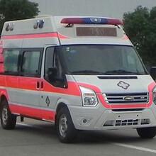 桂林120救护车出租价格合理图片