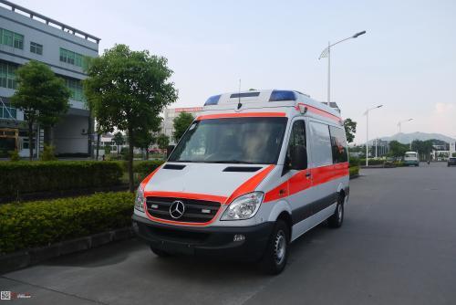 广元120救护车转运//良心推荐