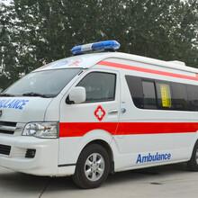 呼伦贝尔长途救护车出租保驾护航图片