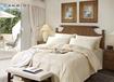 江苏星级酒店纺织品工厂裸色酒店床品套件
