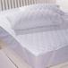 厂家现货全涤40s40s定型无胶棉宾馆保护垫