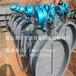 供应龙江脱硫烟道电动挡板门电动插板门电动多叶片钢制圆风门