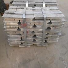 批發錫錠高錫云錫99.9%25kg錫錠圖片
