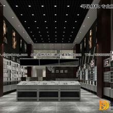 安徽六安视也眼镜店工业眼镜店装修风格