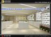 內蒙古呼和浩特眼鏡店裝修設計眼鏡柜臺制作圖