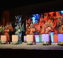 晚宴年会表演节目,鼓乐培训租赁,舞蹈表演提供,开场表演图片