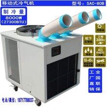 中山冬夏移动式冷气机商场降温制冷设备厂家批发SAC-80B图片