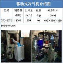 供应工业冷气机移动式冷气机局部降温冷气机SPC-407K