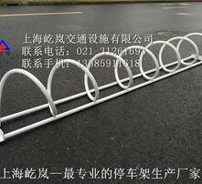 卡位自行车停车架,不锈钢自行车停车架,2卡位电动车停车架,非机动车停泊架图片
