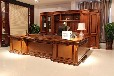 实木班台,欧式实木班台,爵士实木办公家具