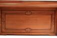 2.4米和祥系列实木班台,佳诚家具中式实木办公班台
