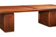 佳诚九悦实木办公家具如意三米二中式实木会议桌