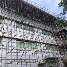 中堂搭外架排山脚手架工程专业搭钢管架中堂中堂