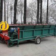 金诺供应6800mm型槽式木材剥皮机