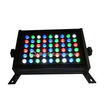 广州擎田灯光厂家直销54颗3w投光灯户外防水LED投光灯图片