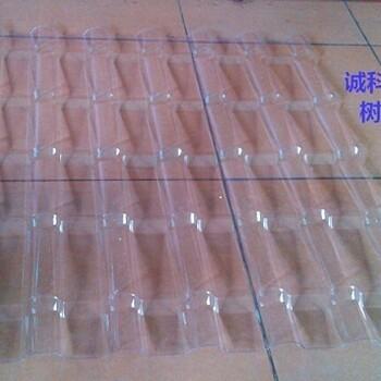 银川建材市场都在卖哪种透明树脂瓦?