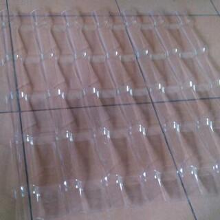 别墅盖透明亮瓦用哪一种板形的好看?图片2