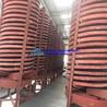 供应实验室螺旋溜槽实验溜槽重力装备螺旋溜槽小型实验溜槽