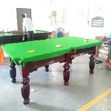 回收各種標準組裝臺球桌
