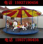 儿童简易转马哪里的便宜游乐场旋转木马厂家批发