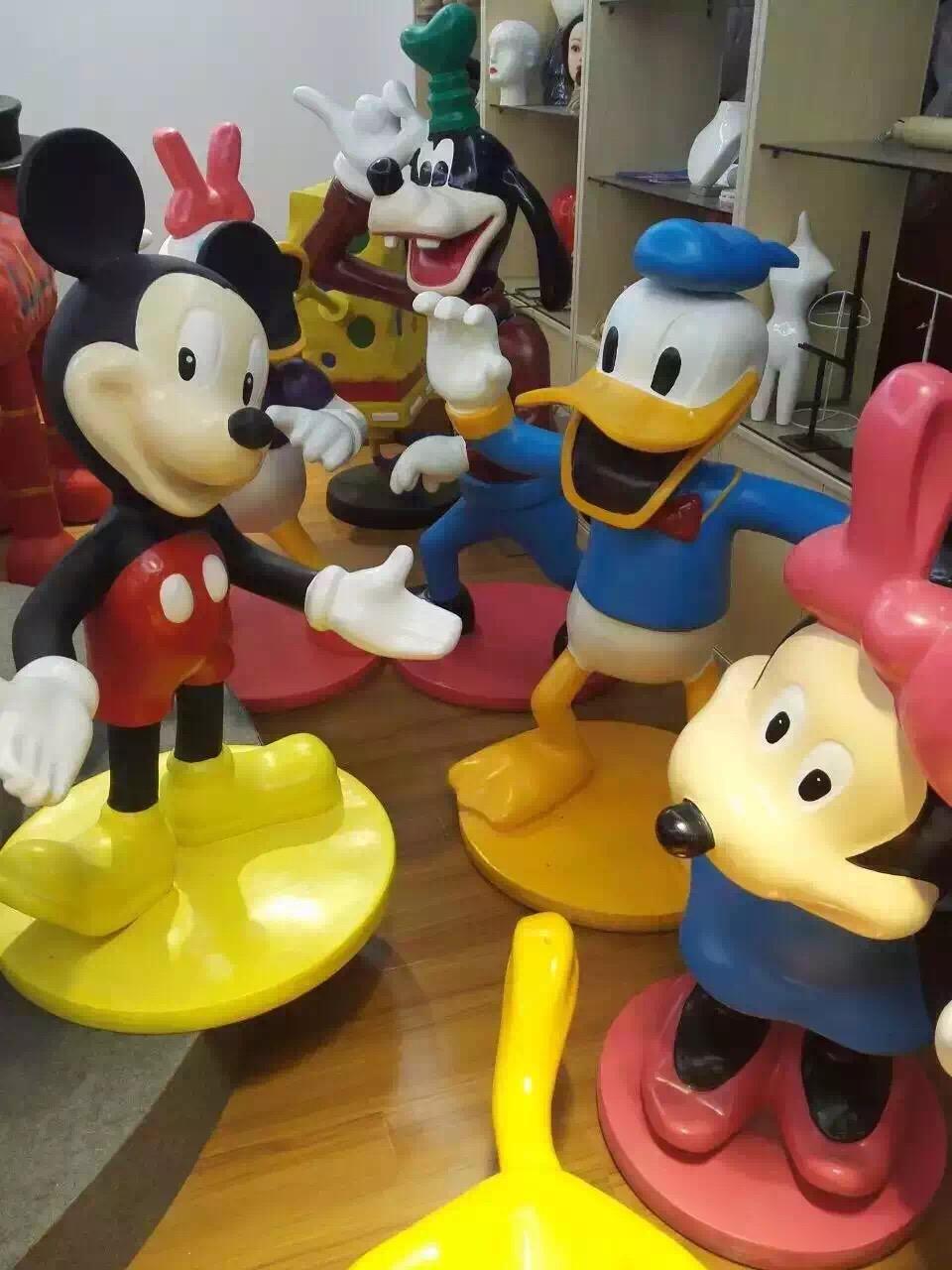 卡通道具疯狂动物城系列迪士尼系列小黄人系列低价