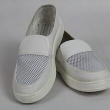 东莞防静电鞋厂家:PU鞋加固防滑耐磨洁净图片
