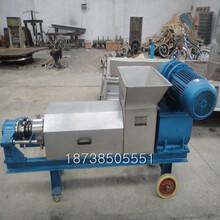 天众生产大中小型水果螺旋榨汁机、螺旋压榨机回头客多图片