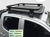 江西五十铃DMAX皮卡车专用铝合金车顶行李架行李筐改装件