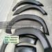 江西五十铃DMAX皮卡车美式带钉肌肉范轮眉改装件