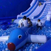 超級蹦蹦床鯨魚島樂園出租出售