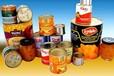 青島進口果醬清關代理,青島進口食品清關代理,進口水果罐頭清關