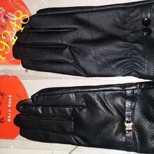 上海商場購進皮革手套仿羊皮革手套圖片