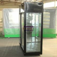 不锈钢风冷鲜花柜,徽点鲜花店冷柜1.2米,随州花卉保鲜柜