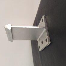 优游注册平台铝镁锰金属屋面专用支座抗风挡雪配件图片