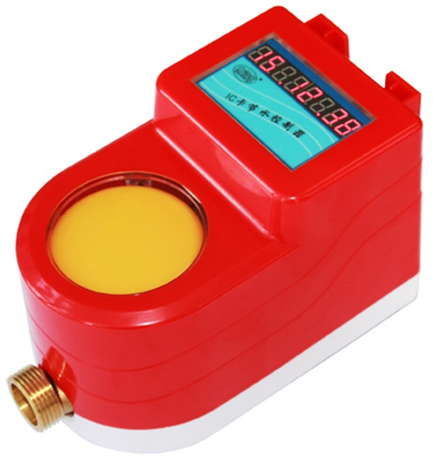 水管家升级新产品IC卡水控器