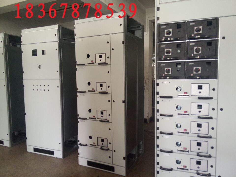 覆铝锌板gcs型抽屉柜壳体新款gck配电柜