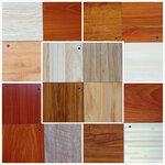 厂家佛山批发商铺办公室专卖店展厅水晶面8mm耐磨强化复合木地板