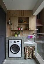 佛山厂家定制整体阳台装饰设计田园休闲简约日式欧式风格花园