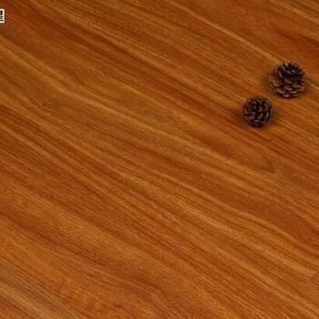 佛山木纹PVC锁扣地板别墅家居客厅卧室书房防水耐磨免胶石塑地板