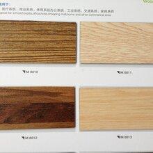 厂家佛山批发耐磨片材23mm石塑地板酒店客房精装公寓PVC塑料地板图片
